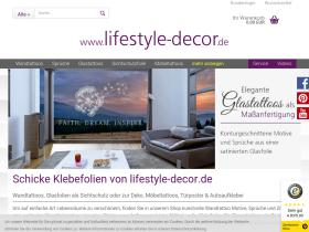 Lifestyle-decor.de Rabatt